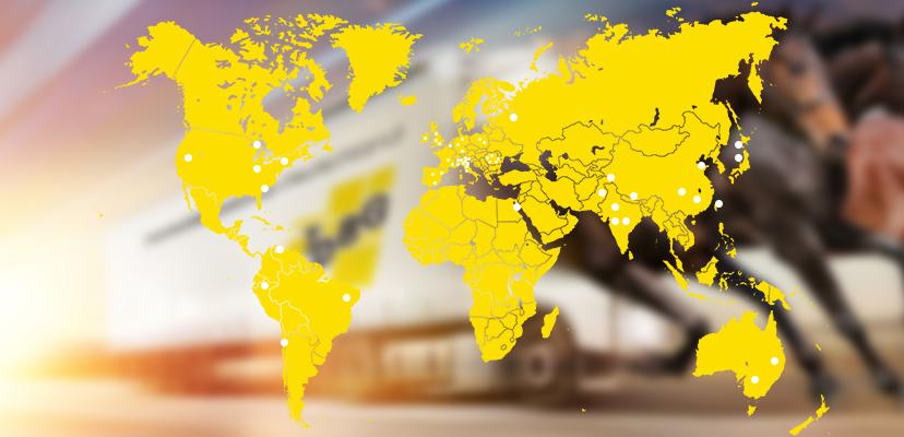 Overland international transport