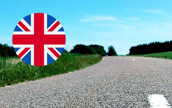 Trasporto notturno in Inghilterra con TDBG!
